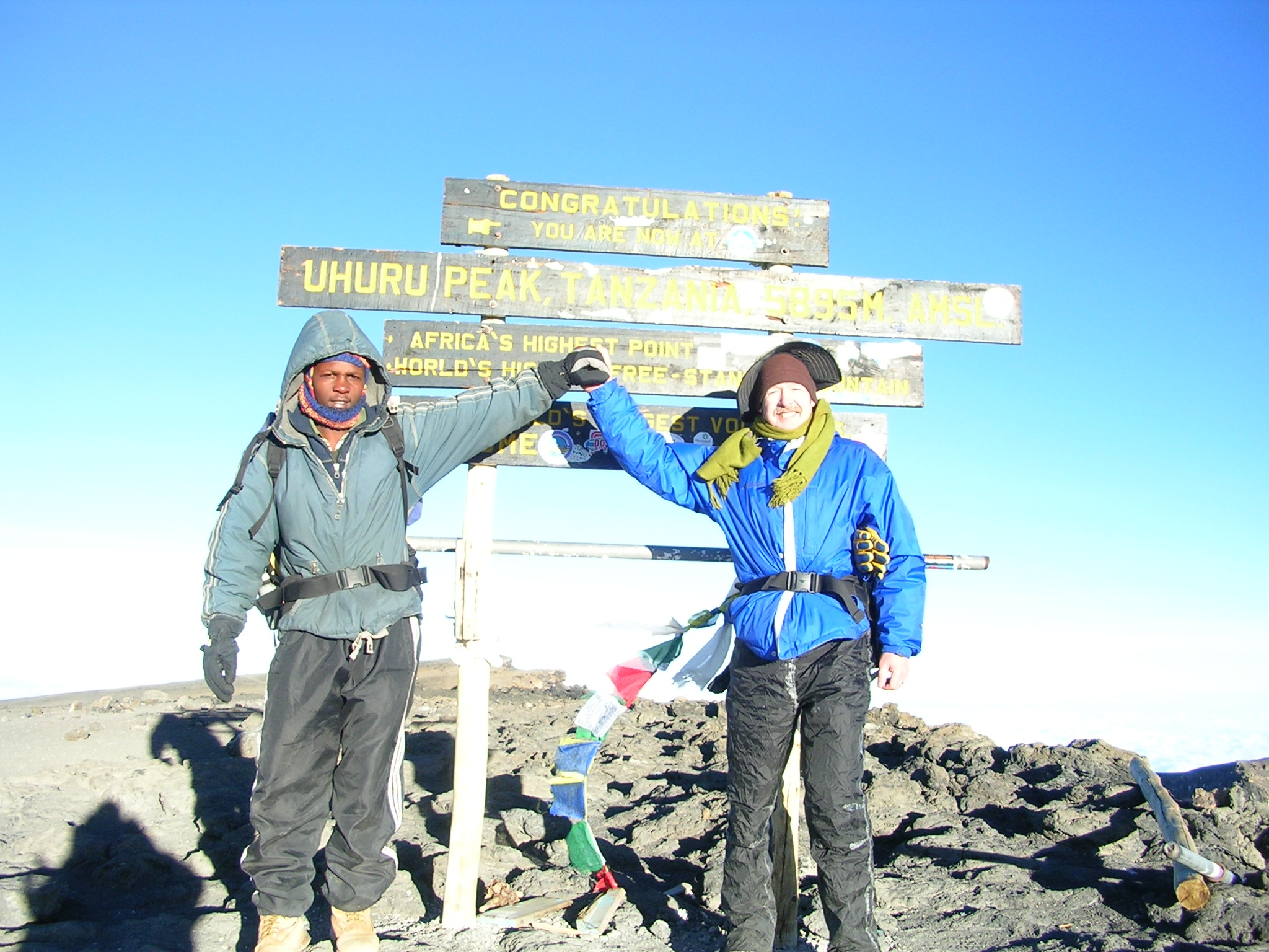 The Heights of Kilimanjaro! 49