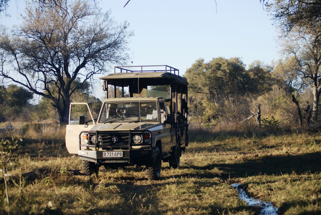 Our Clients love our Safari Vehicles…
