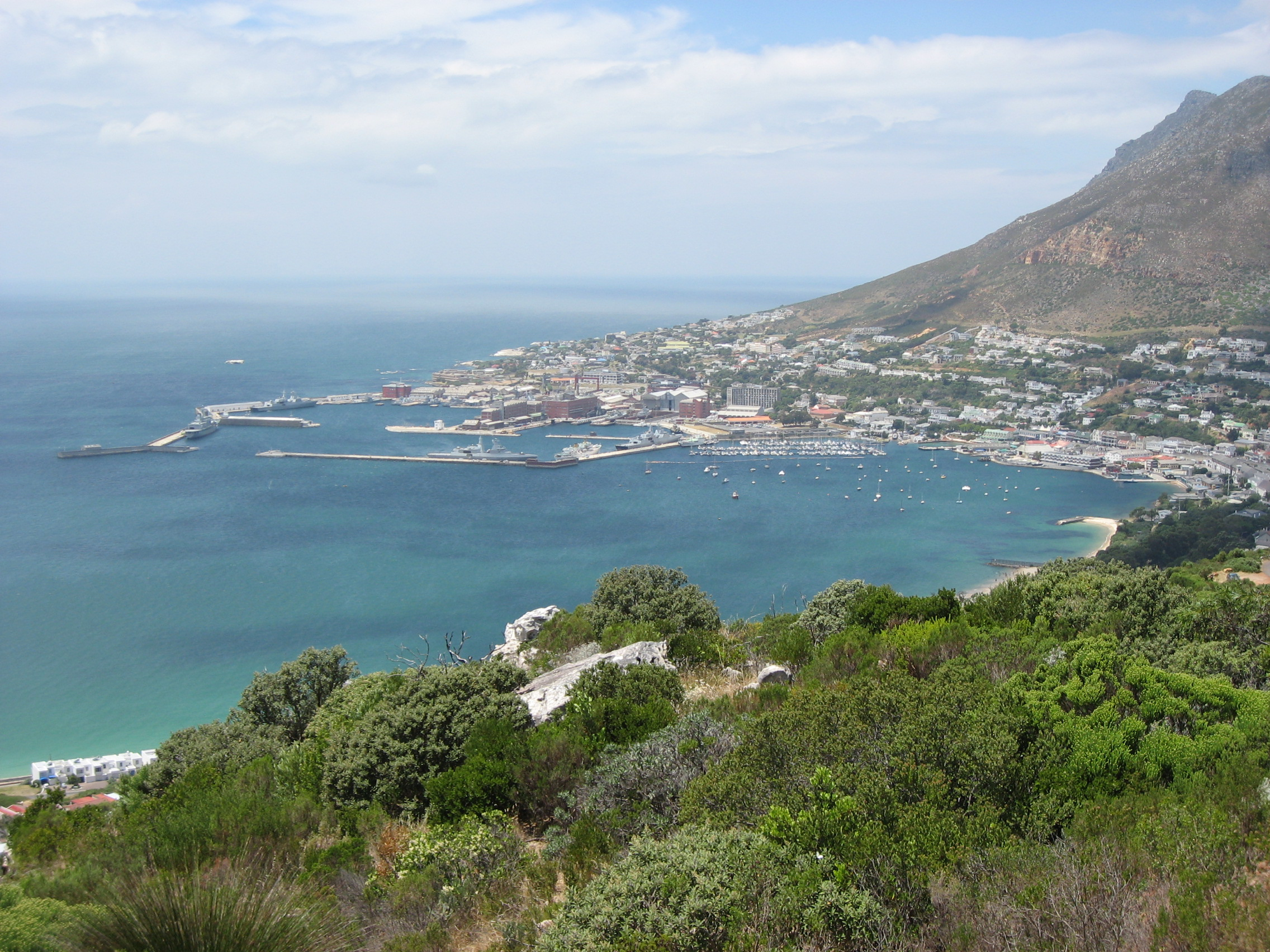Hoerikwaggo hike… Jenman Safaris on Day 2 of the Hoerikwaggo Hike!  Constantia Nek to the Silvermine Dam… 37