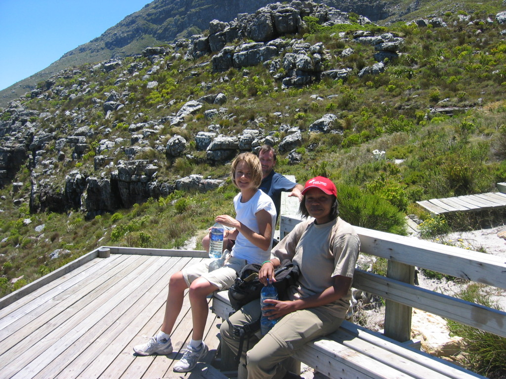 JENMAN CHRISTMAS PARTY… At Orange Kloof – Part of the Hoerikwaggo Trail… Jenman African Safaris celebrates a successful year!