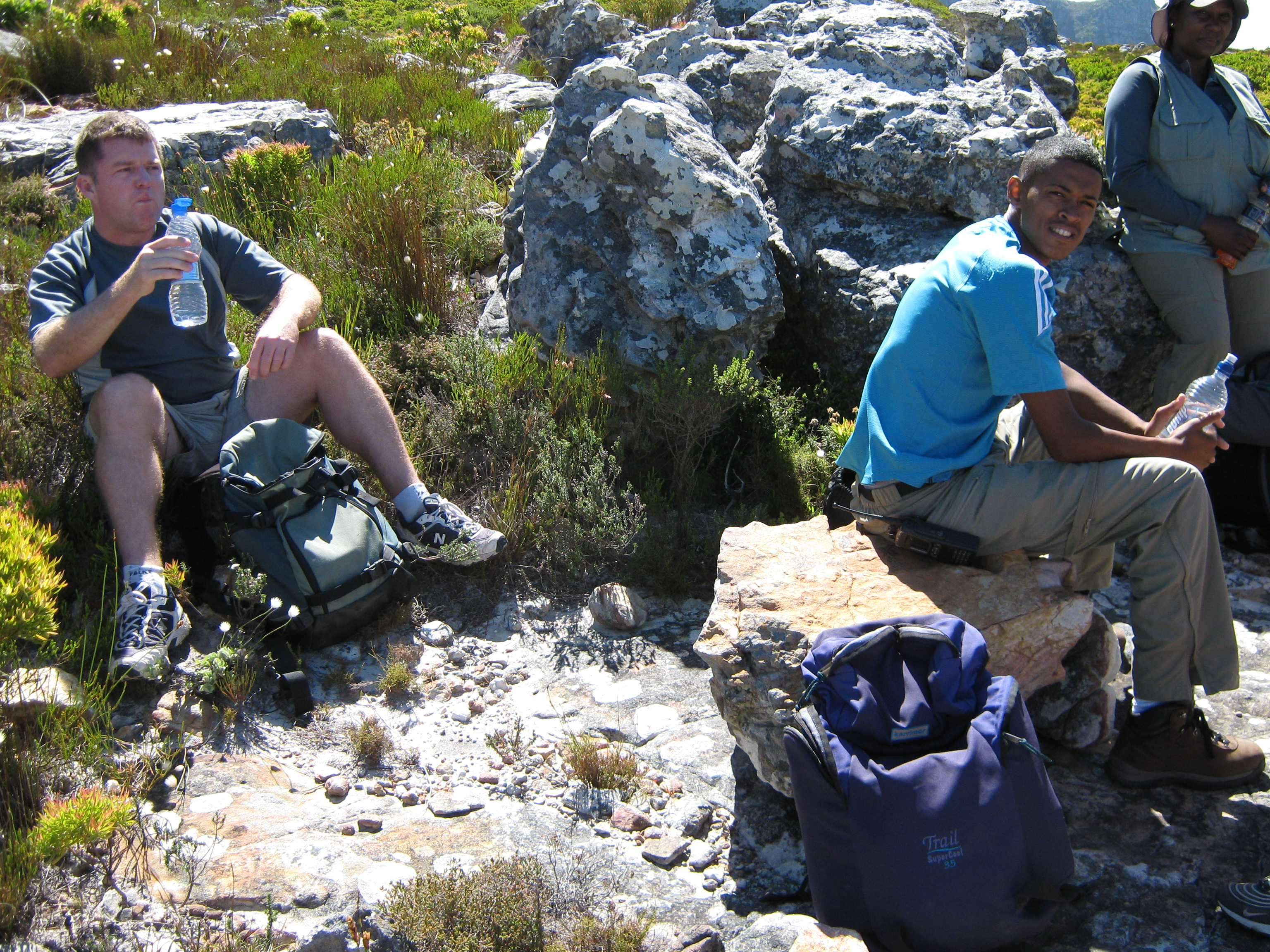 The 3rd leg of the Hoerikwaggo Trail – Table Mountain Hike 29