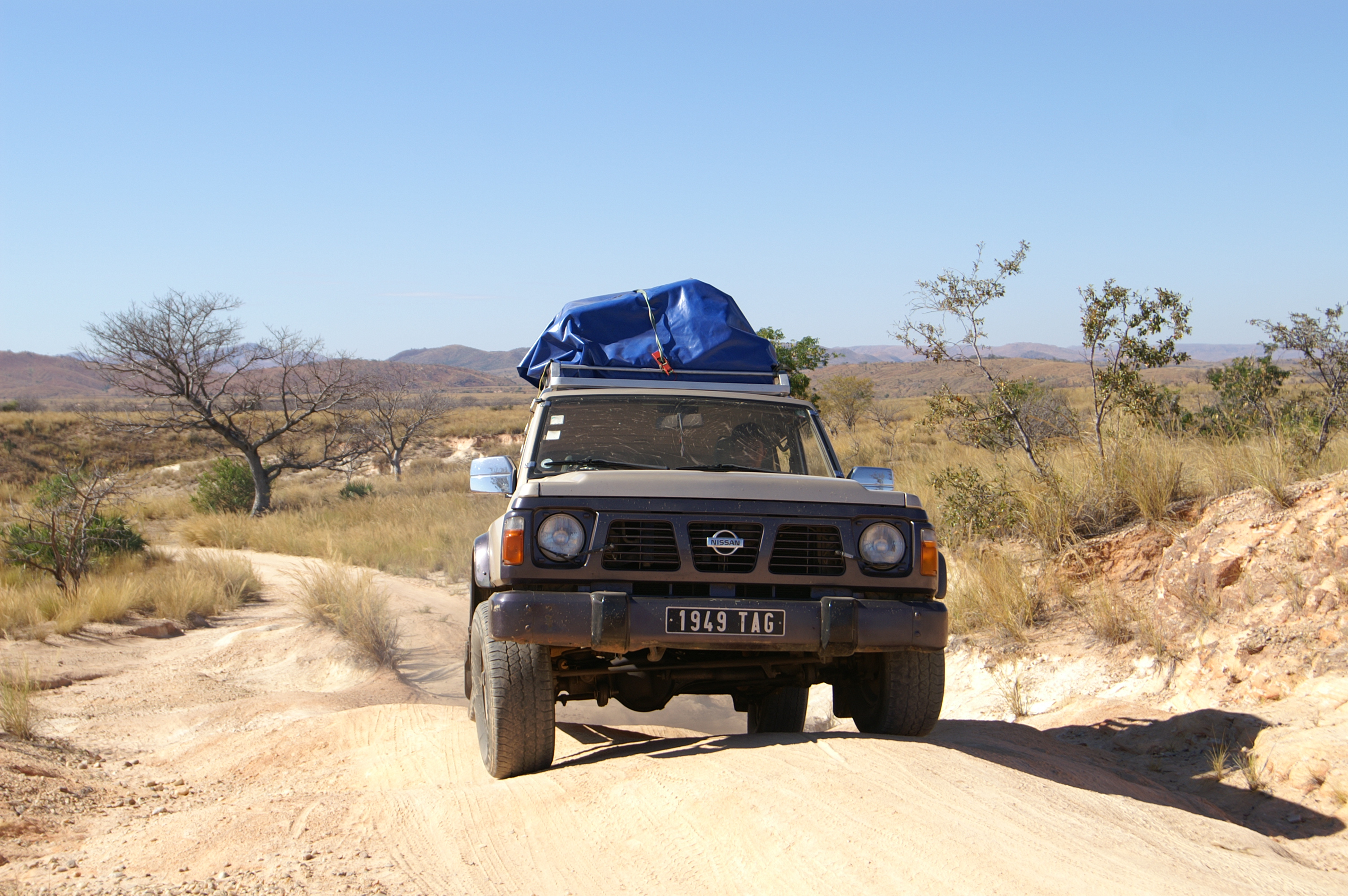 Namibia 4x4 Safari 5