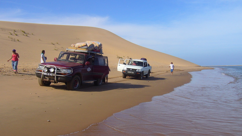 Angola!! Nicola (UK) returns from our 4×4 Angolan Expedition