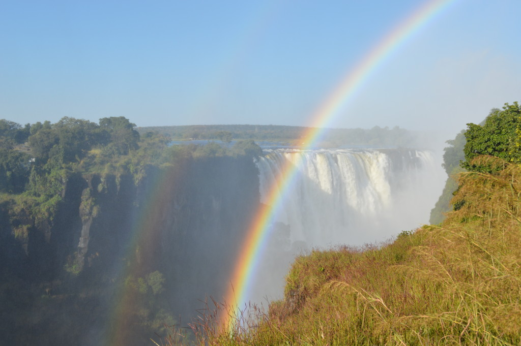 Lunar Rainbow's in Victoria Falls – don't miss out this year!