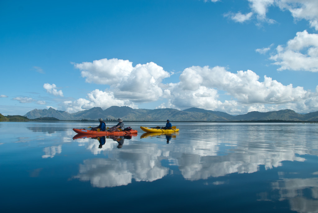 Kayaking and a wedding… Haja in Madagascar!
