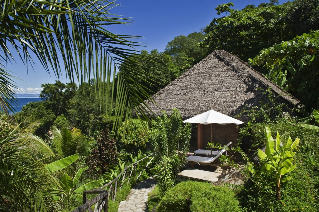 Staying at the Exotic Tsara Komba Lodge in Madagascar