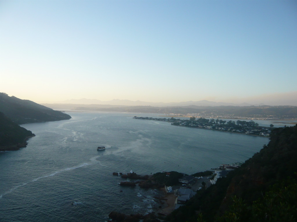 It's nice in Knysna
