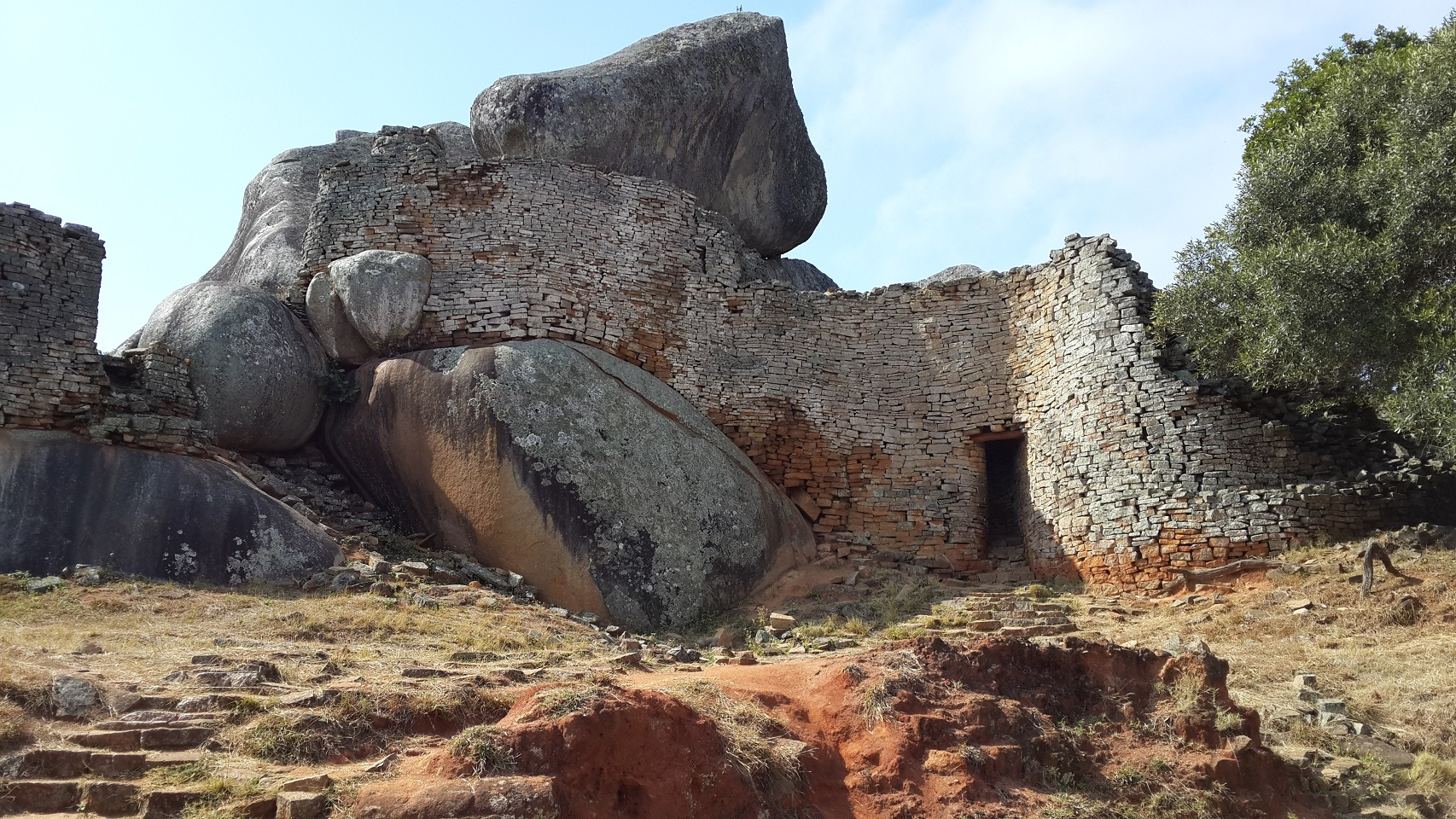Great Zimbabwe Ruins 1