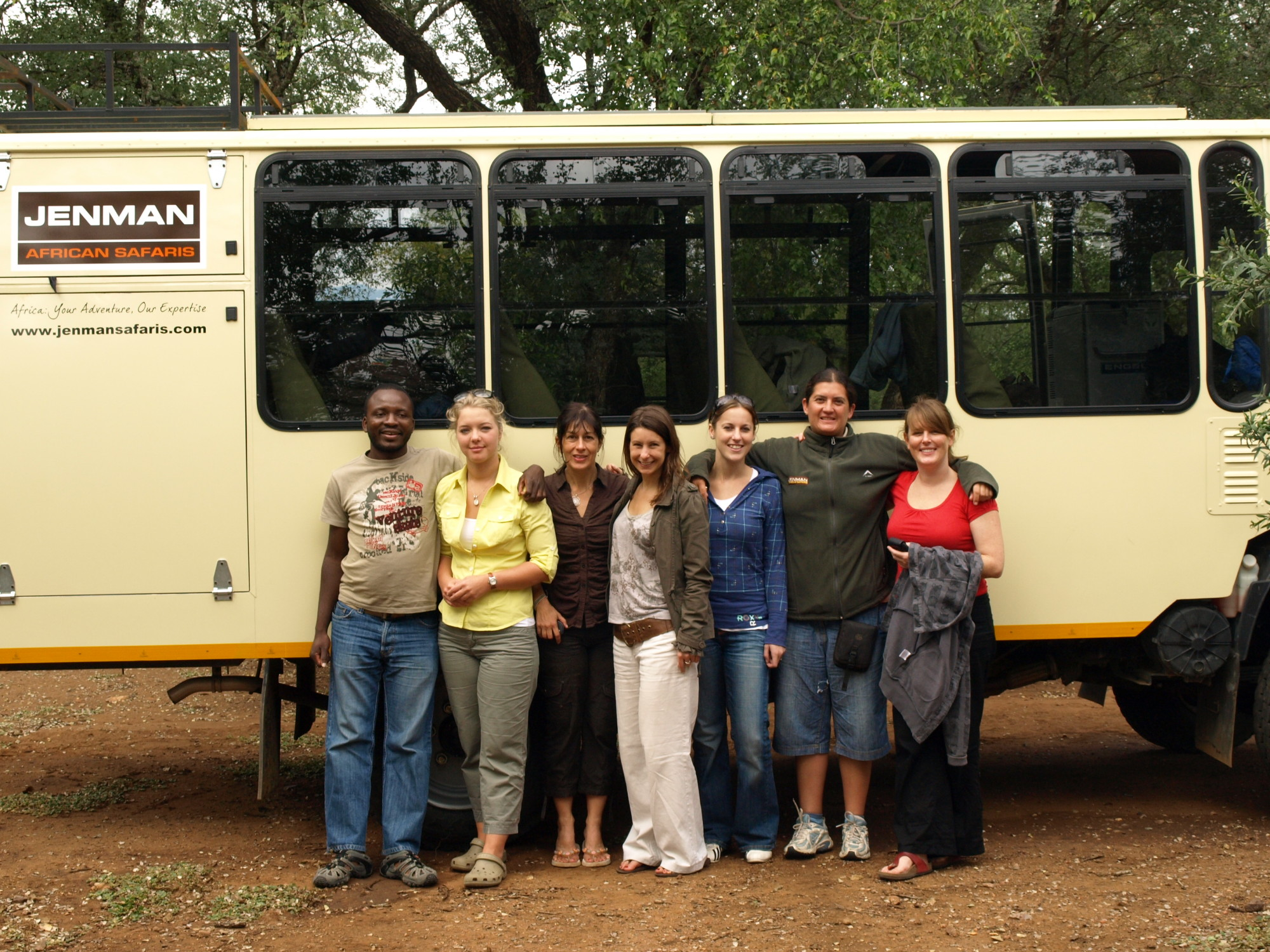 Worry free travel to Africa