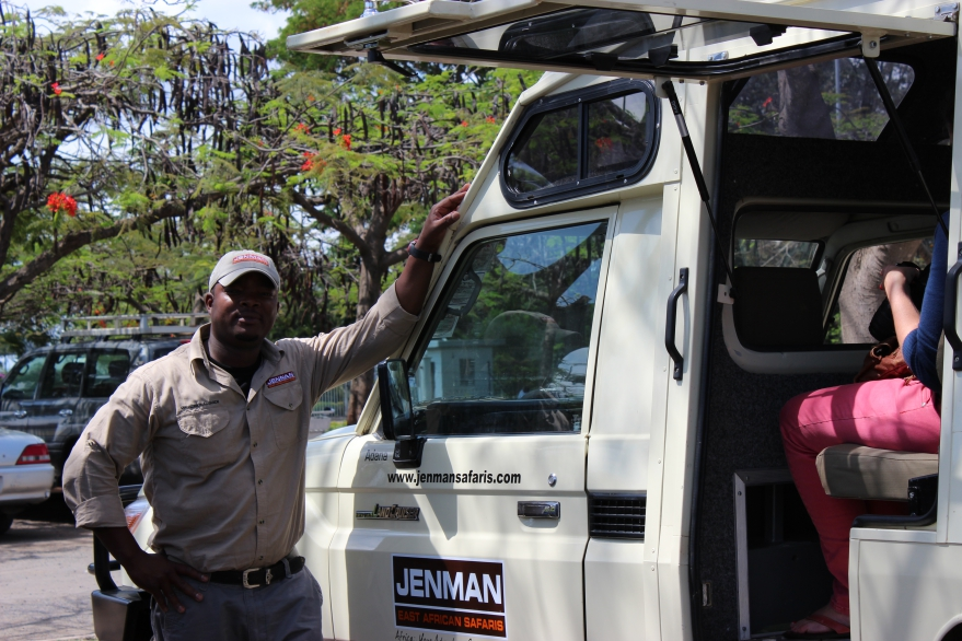 Our Vehicles - Jenman African Safaris
