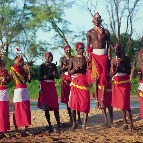Samburu Warriors