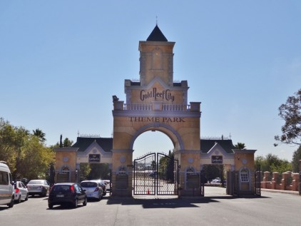 Gold River City Theme Park