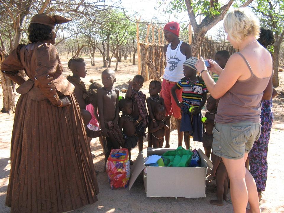 Himba Christmas