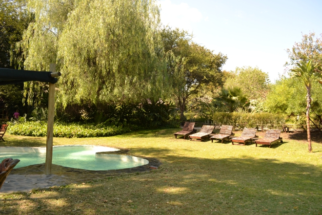 Accommodation in Maun