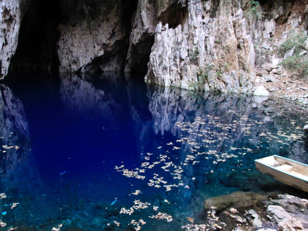 The Mystery of the Chinhoyi Caves