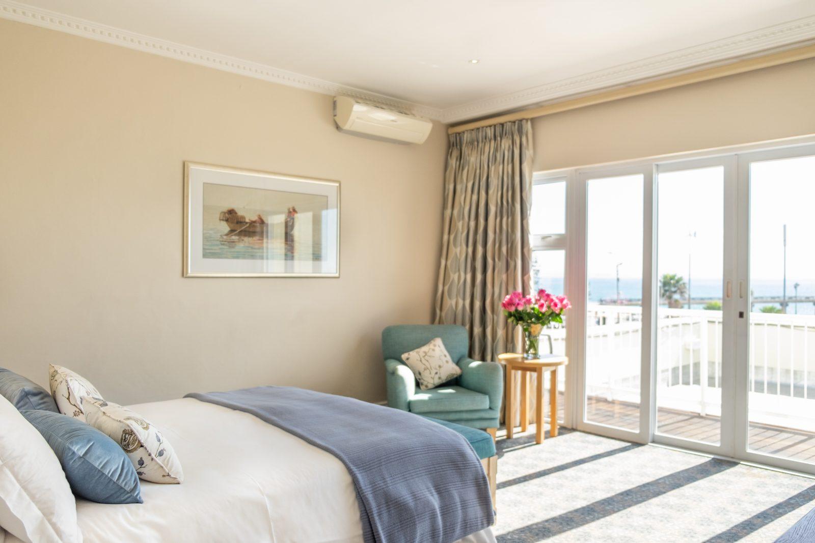 The Beach Hotel room