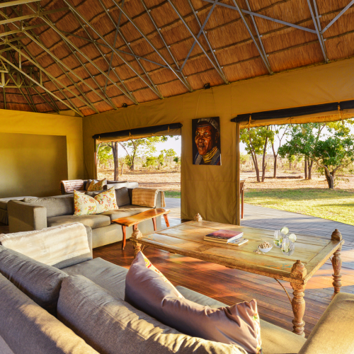 Elephant's Eye Eco Lodge - Hwange, Zimbabwe 1