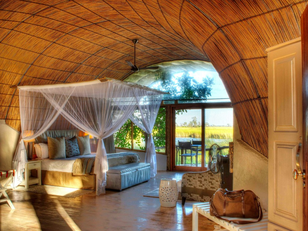 Top 10 Lodges of Botswana