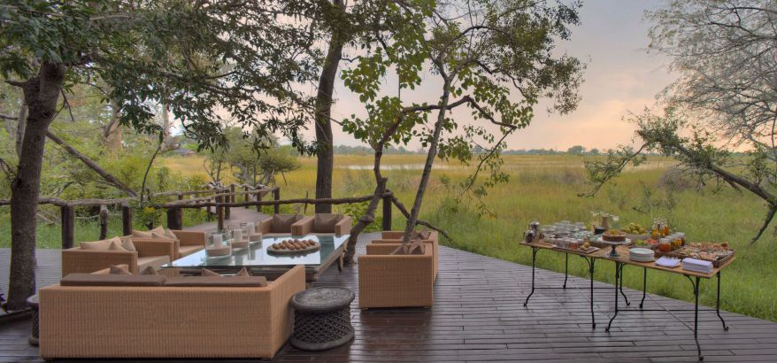 Okavango Tented Camp
