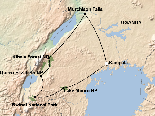 Highlights of Uganda