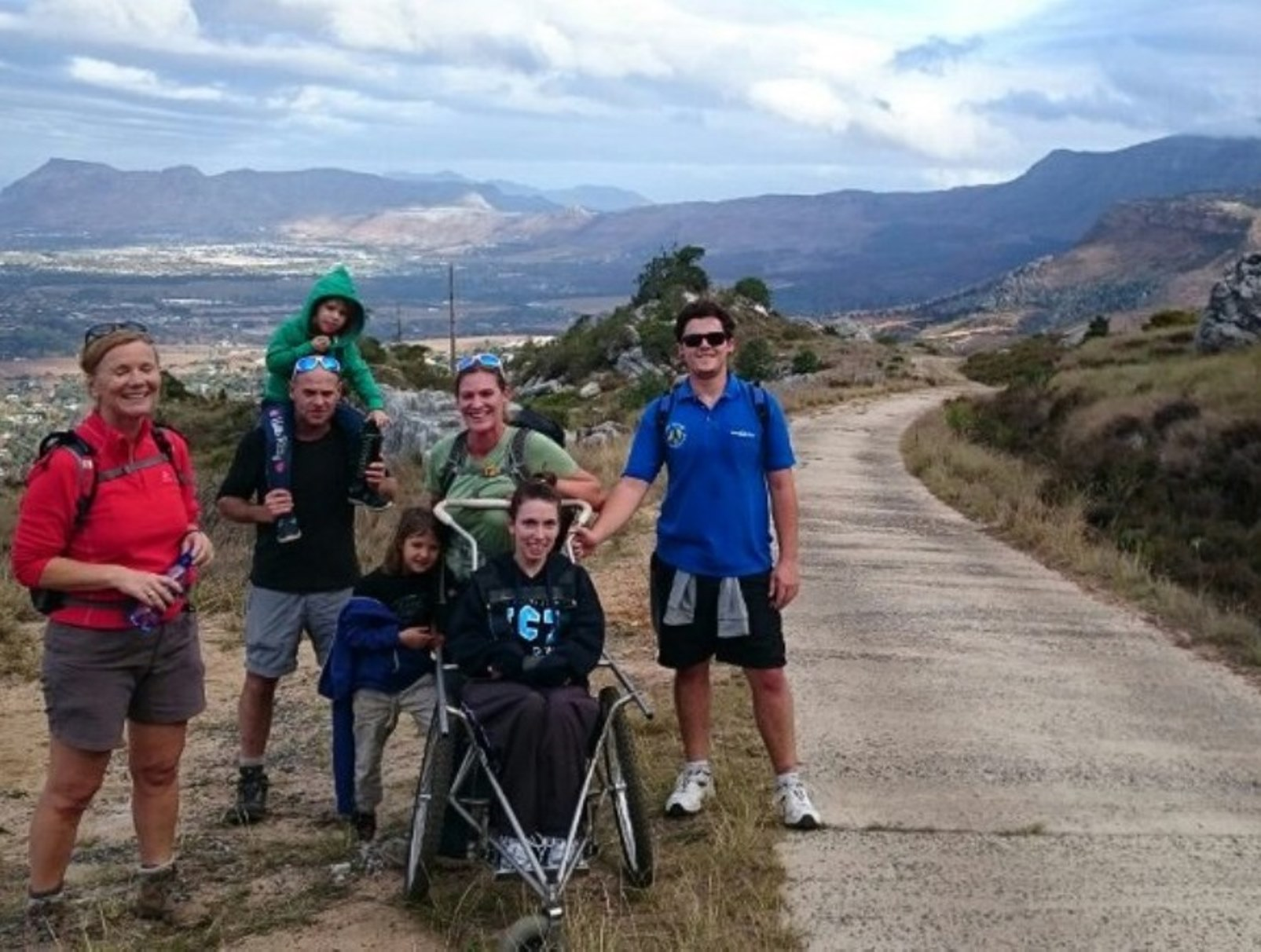First Female Quadriplegic Summits Mount Kilimanjaro 13