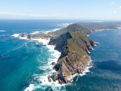 Cape Point Arial View