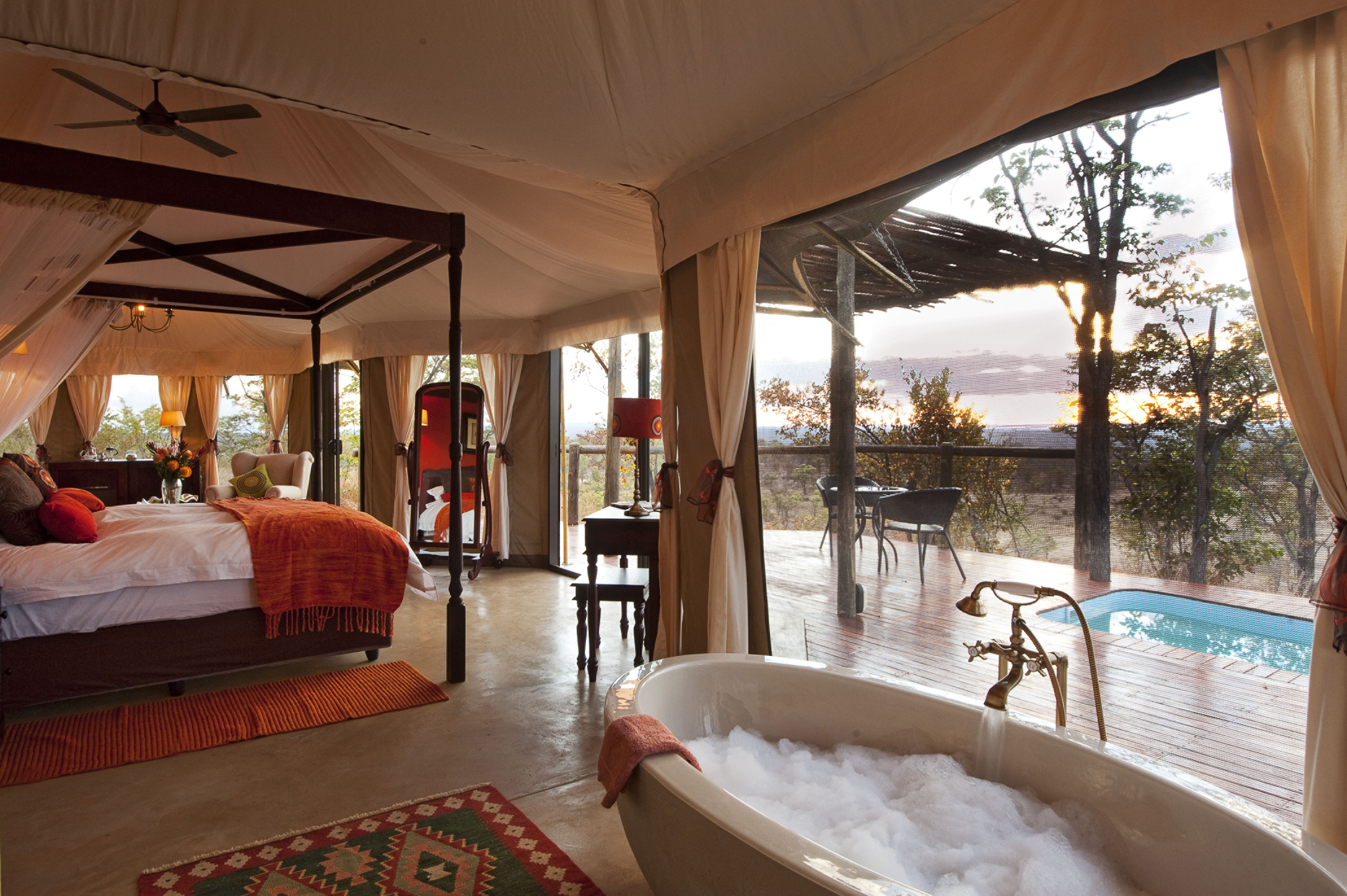 Top 10 Lodges of Victoria Falls 9