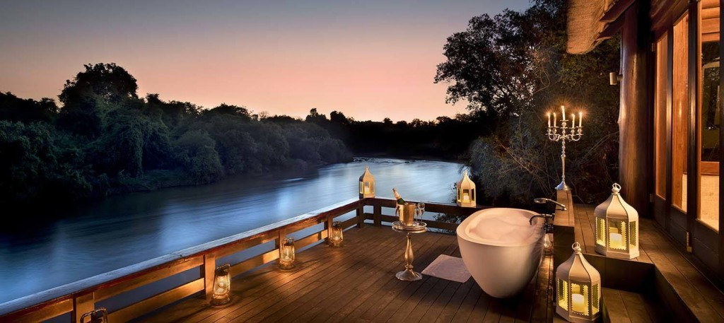 Top 10 Lodges of Victoria Falls