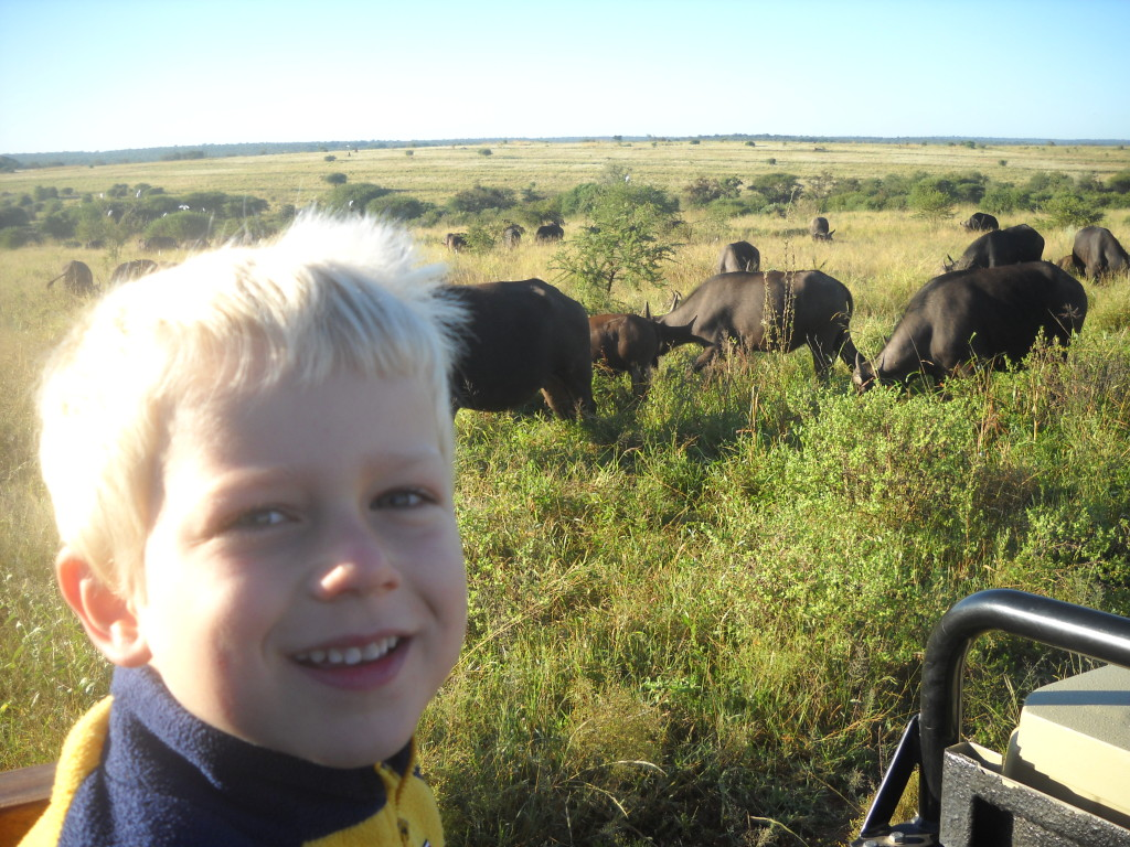 Safari with Kids: Our top tips to help you