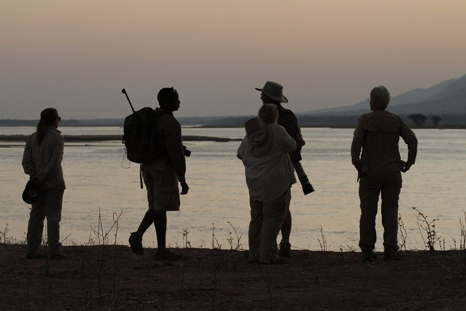 The Best Walking Safaris in Zimbabwe