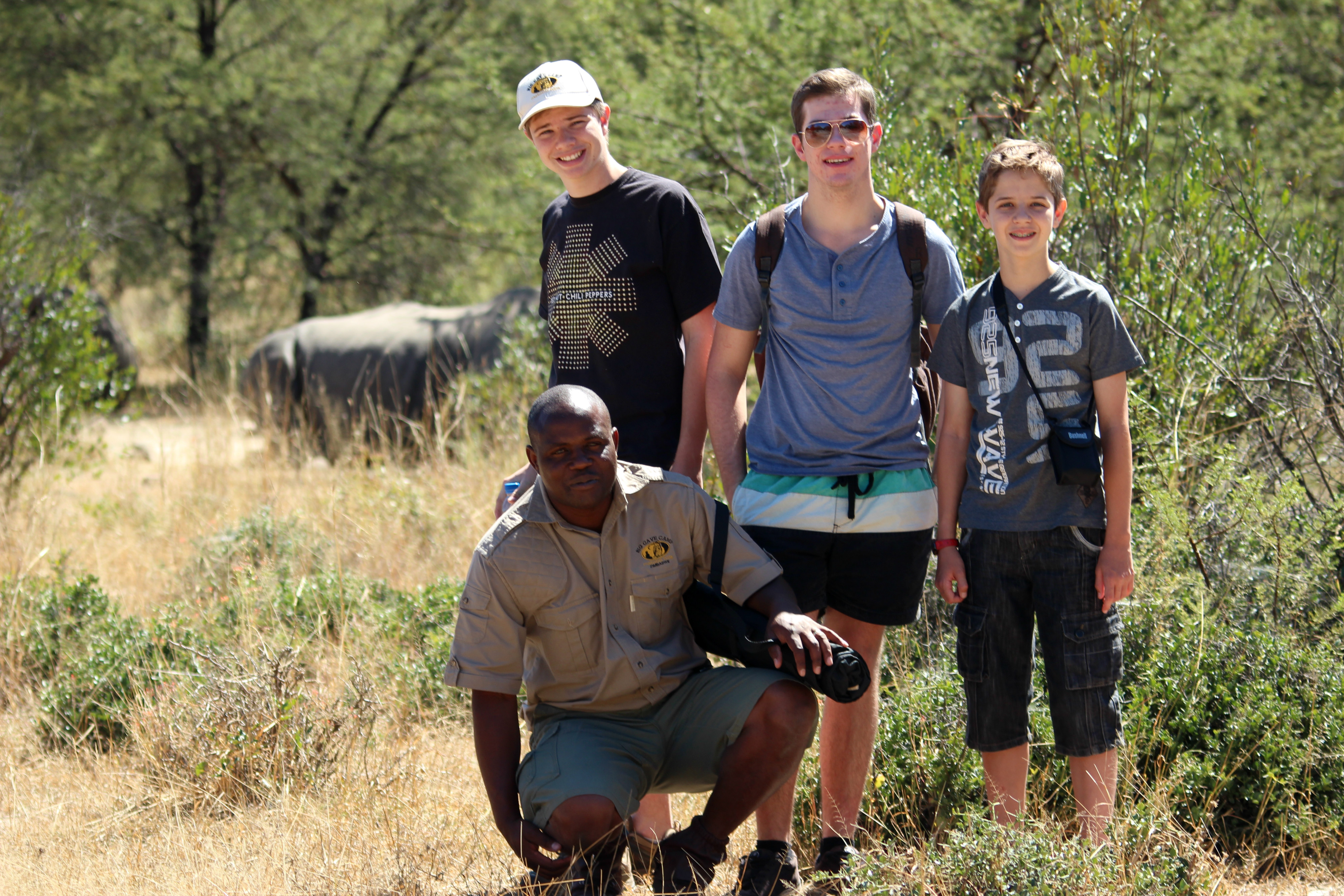 Rhino tracking in Matopos is a bucket list experience.