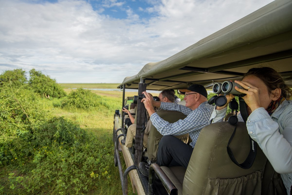 Discover our Brilliant Botswana Guided Group Tours