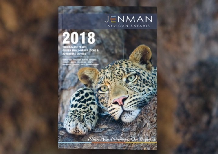 Highlights of the Jenman African Safaris 2018 Brochure 1