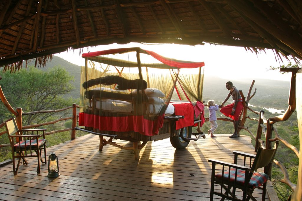 Africa's Most Unique Accommodations and Sleeping Spaces