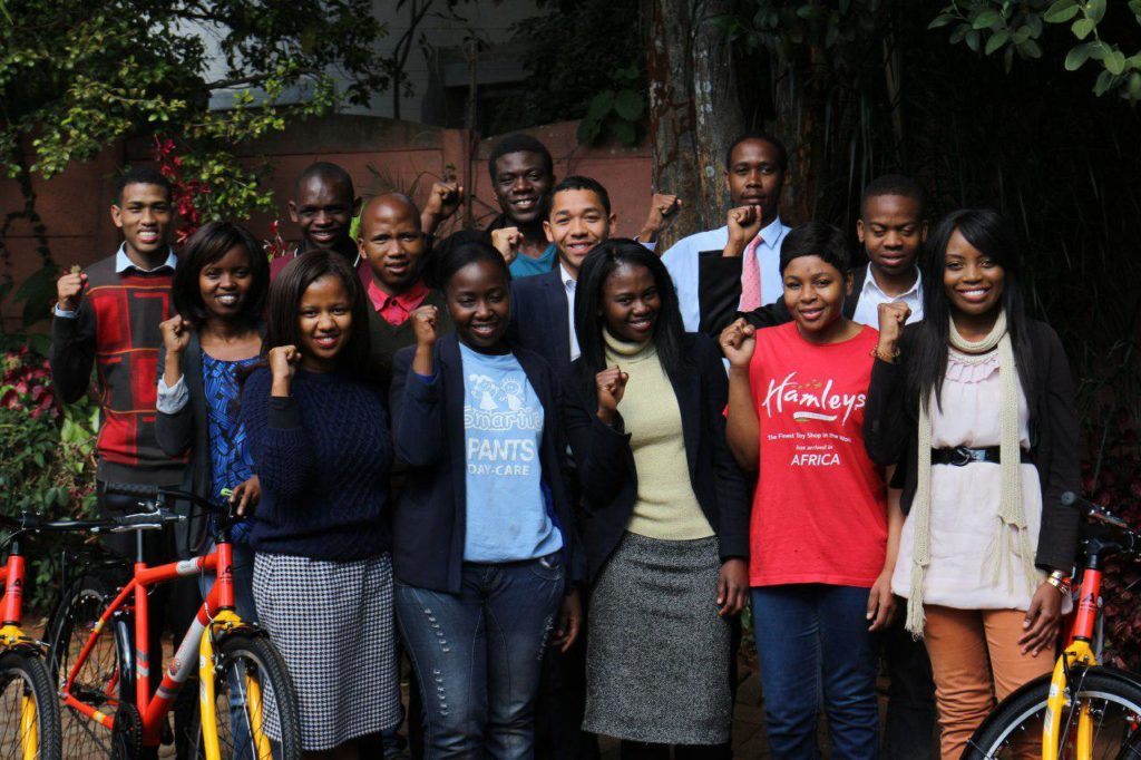 Grow Africa and The Hope Ignite Zimbabwe Trust