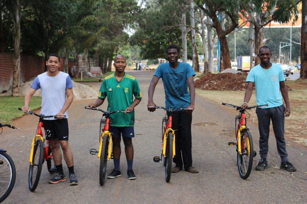 Grow Africa Bikes Delivered