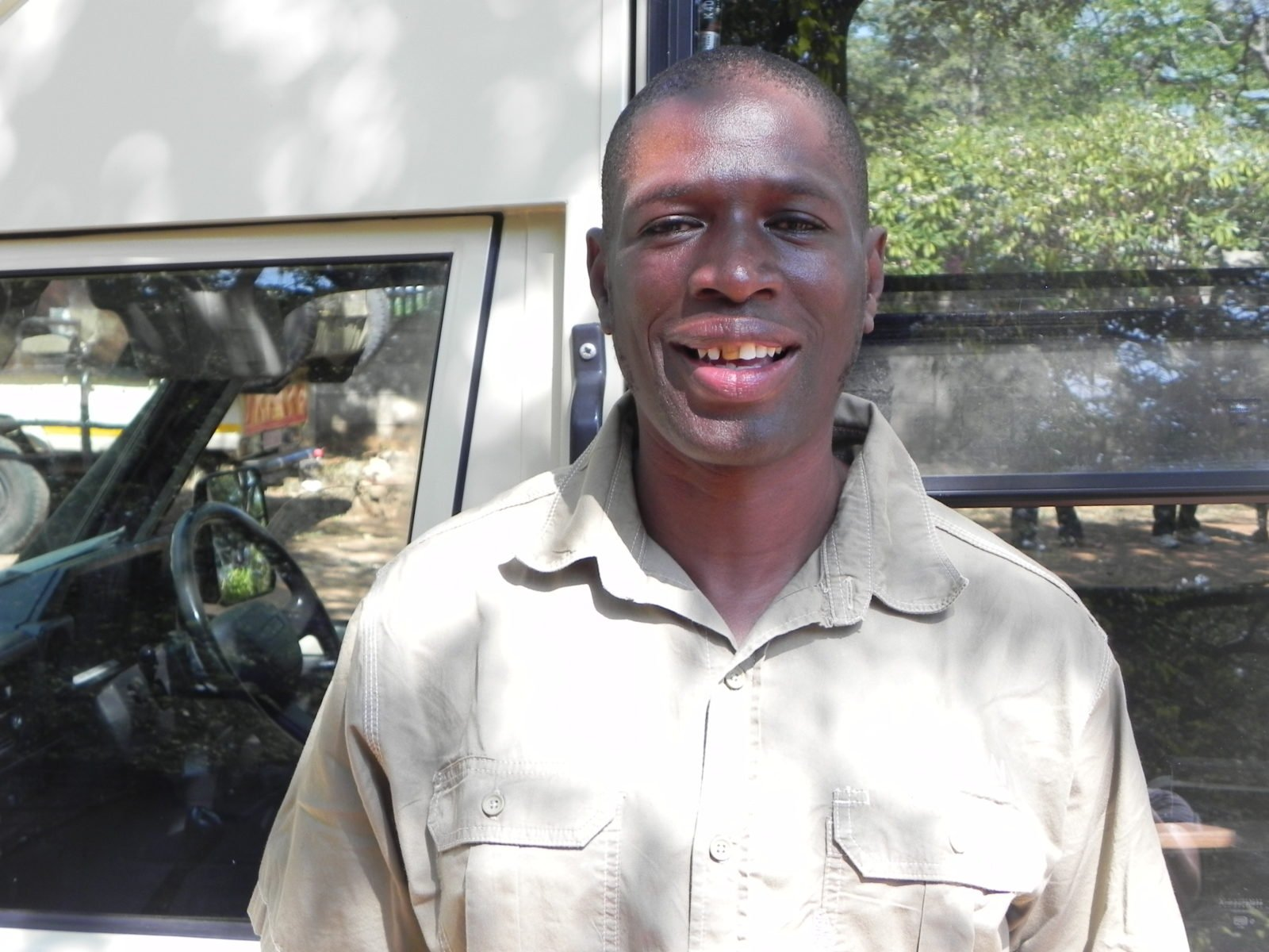 Meet Ntando, One of Our Amazing Jenman Guides