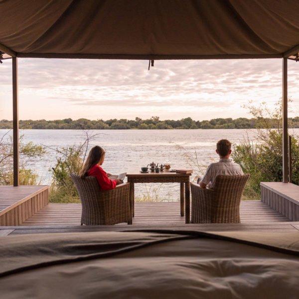 Old Drift Lodge - Victoria Falls, Zimbabwe 3