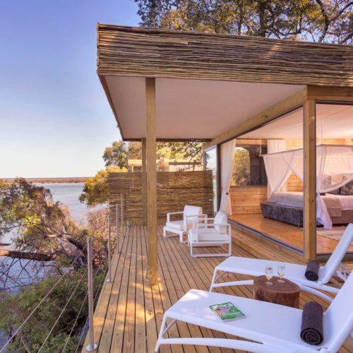 Victoria Falls Island Lodge - Zambezi, Zimbabwe 2