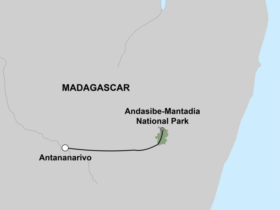 Andasibe Reserve Lemur Experience