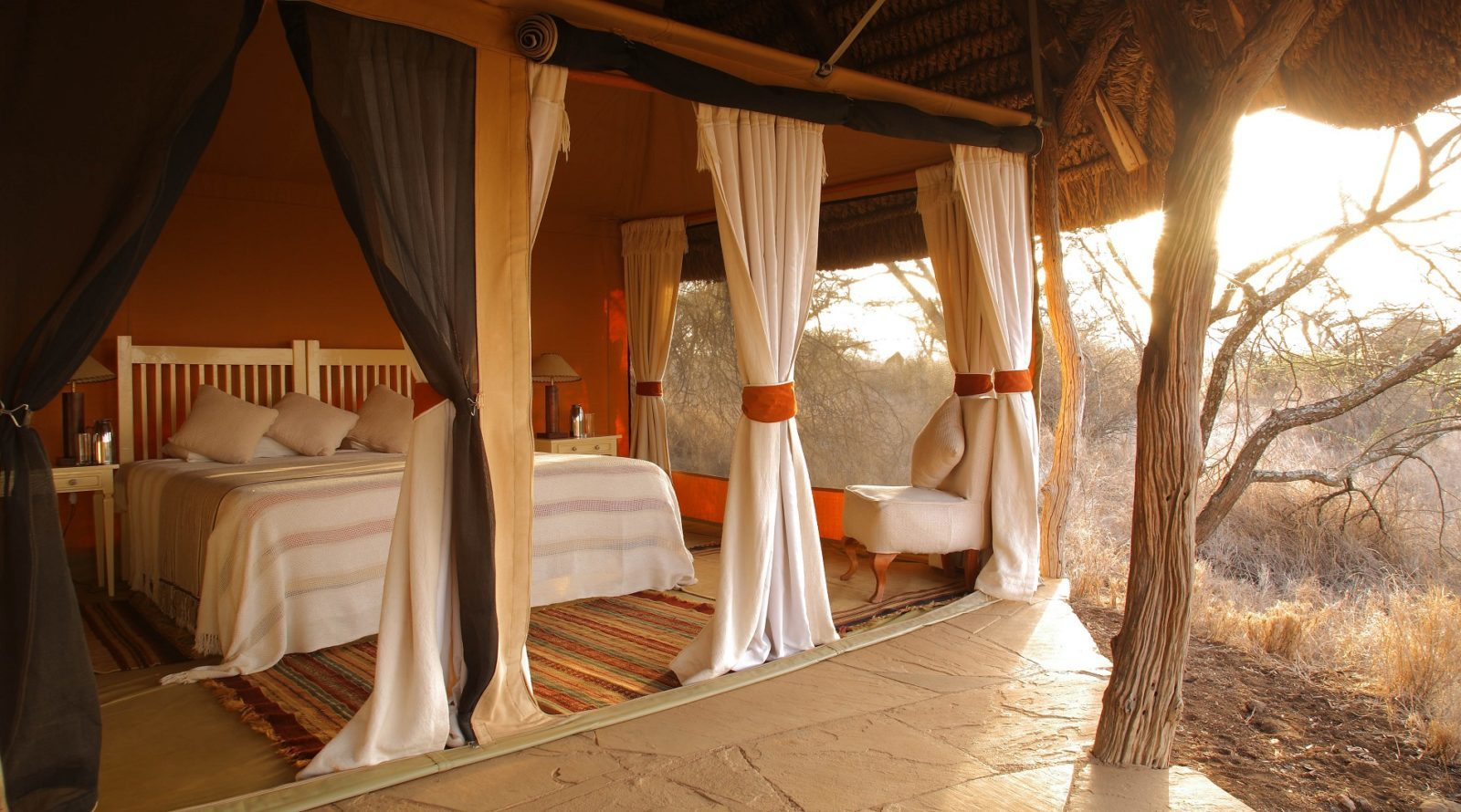 Elewana Lewa Safari Camp, Kenya