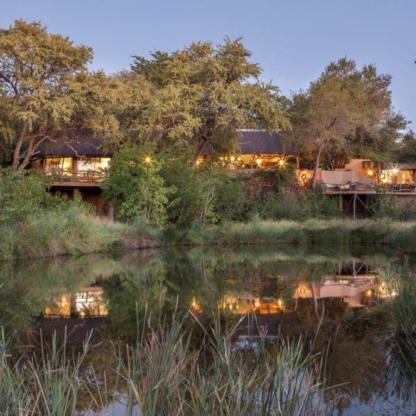 Mashatu Lodge, Botswana
