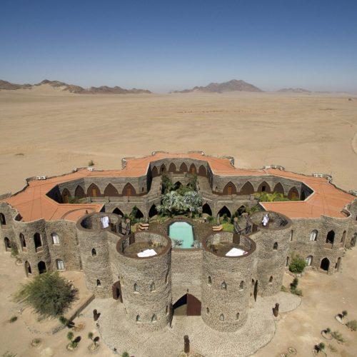 Le Mirage - Sossusvlei, Namibia