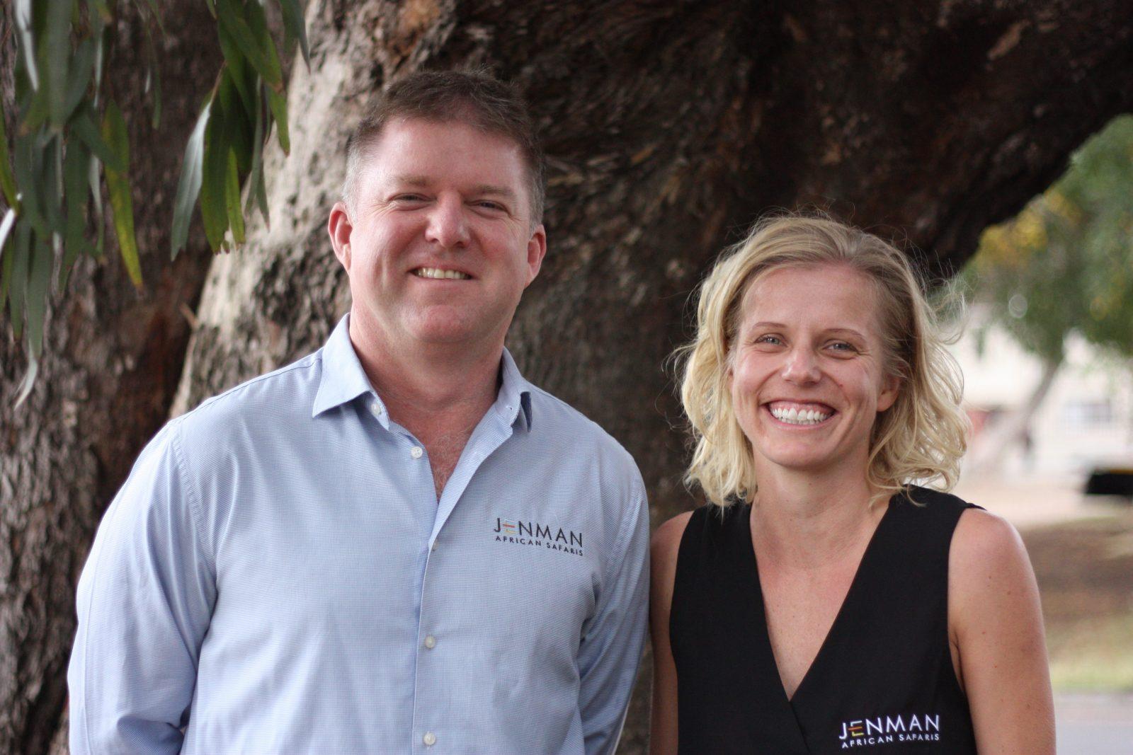 Jenman African Safaris | Garth Jenman & Katja Quasdorf