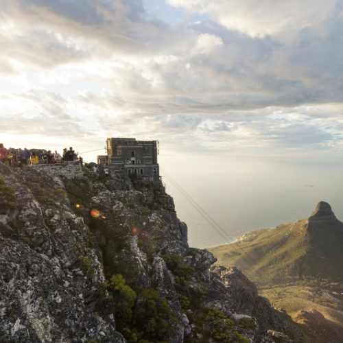 Table Mountain Hiking Adventure