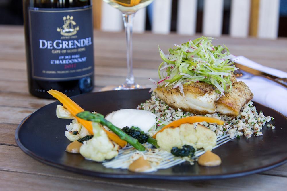 De Grendel Wines, Cape Town