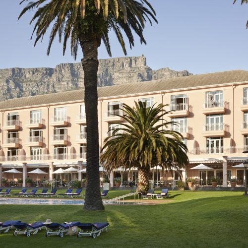 Belmond Mount Nelson Hotel, Cape Town, South Africa