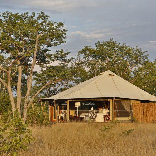 Camp Kuzuma, Botswana