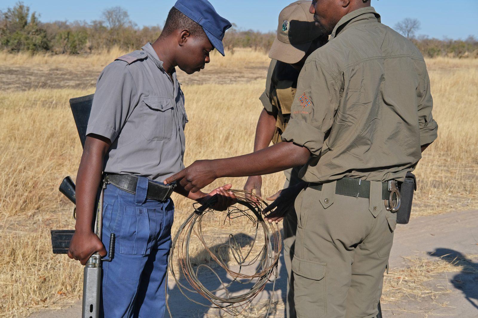 Anti Poaching Scouts