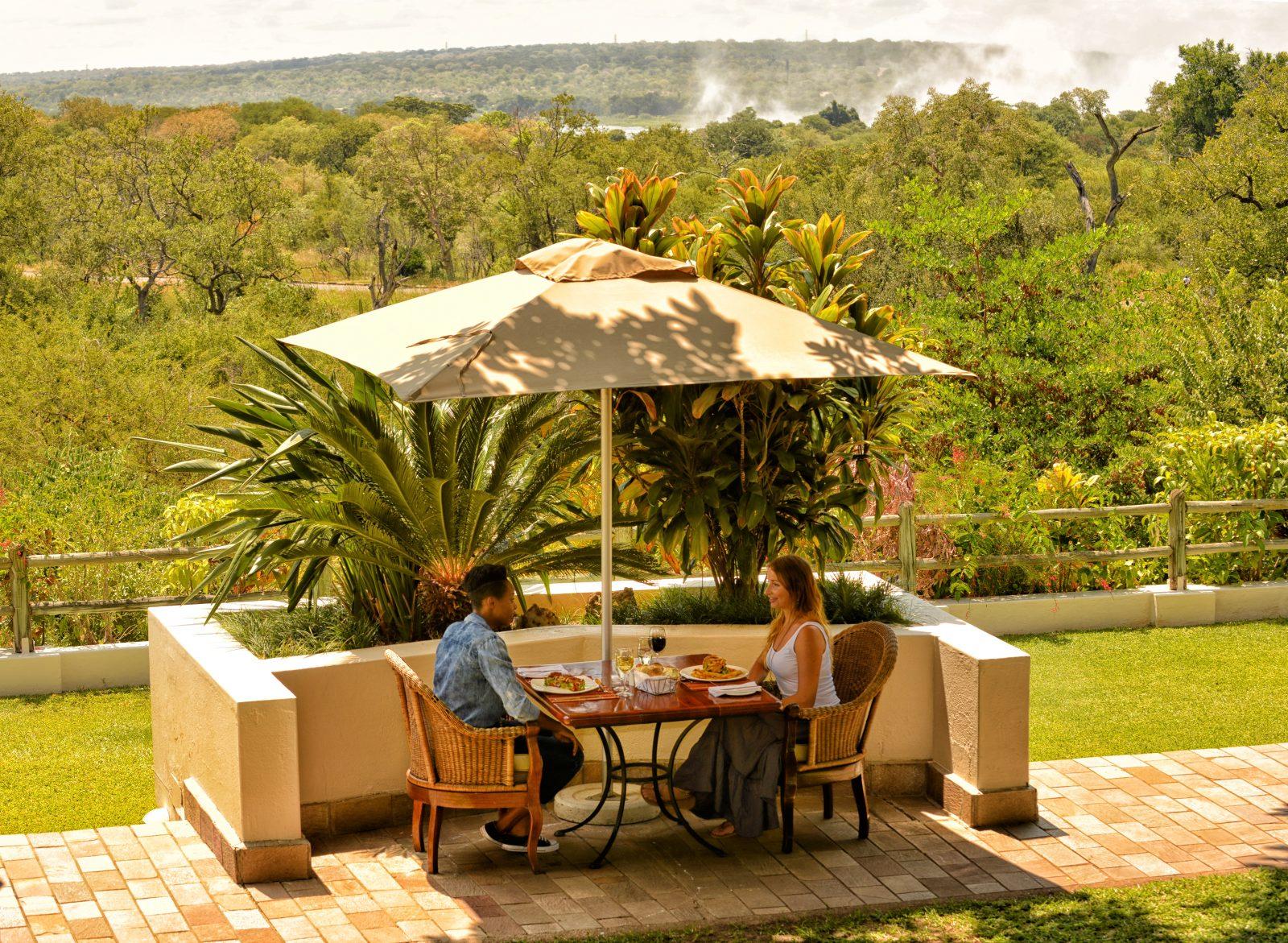 Chobe and Hwange Hideaway - Ilala Lodge, Victoria Falls